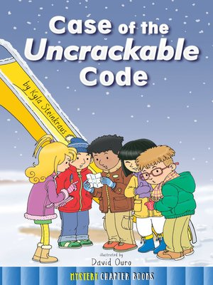 cover image of Case of the Uncrackable Code