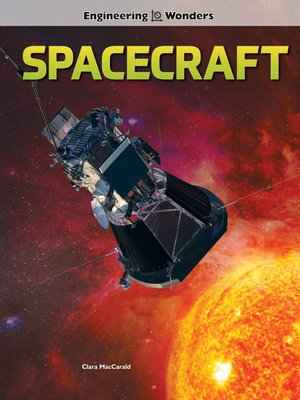 cover image of Engineering Wonders Spacecraft, Grades 4 - 8