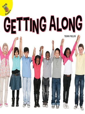 cover image of Getting Along