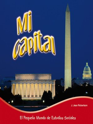 cover image of Mi capital