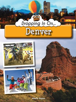 cover image of Dropping In On Denver