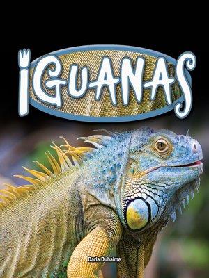 cover image of Iguanas