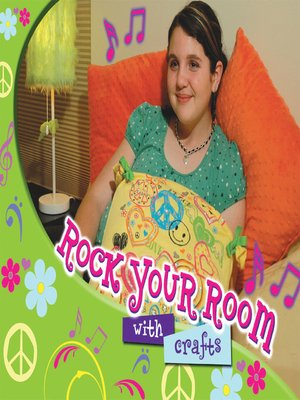 cover image of Rock Your Room with Crafts