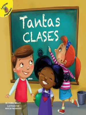 cover image of Tantas clases (So Many Classes)