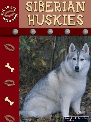 cover image of Siberian Huskies