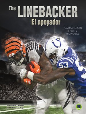 cover image of The Linebacker