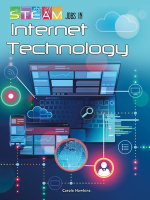 cover image of STEAM Jobs in Internet Technology