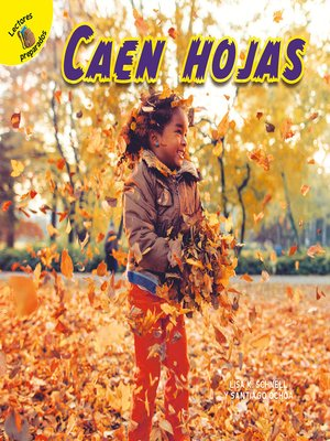 cover image of Caen hojas