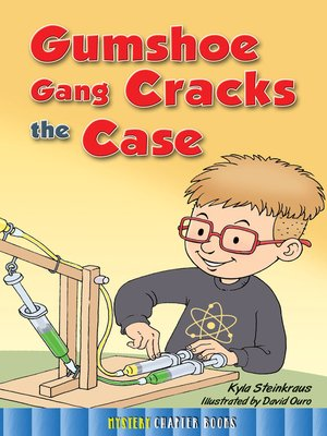 cover image of Gumshoe Gang Cracks the Case