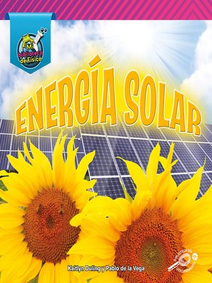cover image of Energía solar