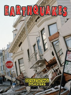 cover image of Earthquakes