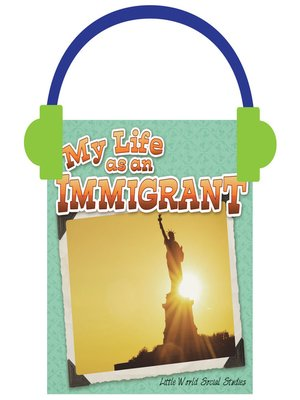 cover image of My Life as an Immigrant