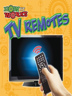 cover image of TV Remotes
