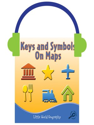 cover image of Keys and Symbols on Maps