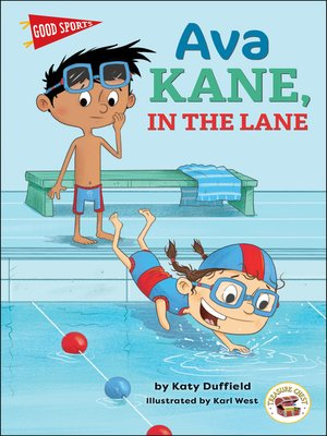 cover image of Ava Kane, In the Lane