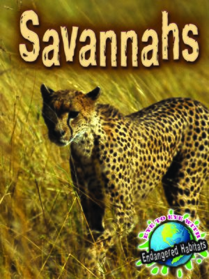 cover image of Savannahs
