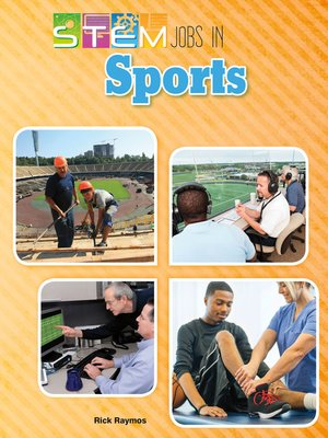 cover image of STEM Jobs in Sports