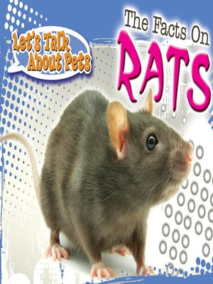 cover image of The Facts on Rats