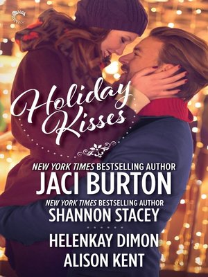 cover image of Holiday Kisses