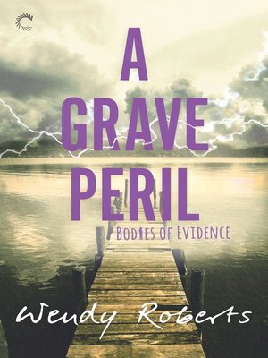 cover image of A Grave Peril--A Paranormal Murder Mystery
