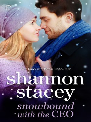 cover image of Snowbound with the CEO