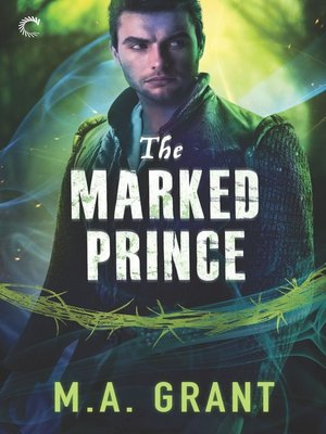 cover image of The Marked Prince