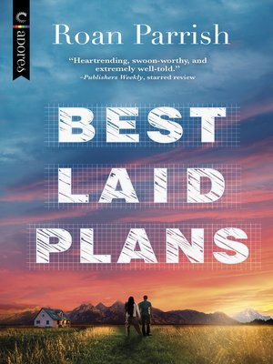 cover image of Best Laid Plans--An LGBTQ Romance