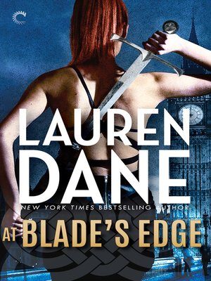 cover image of At Blade's Edge