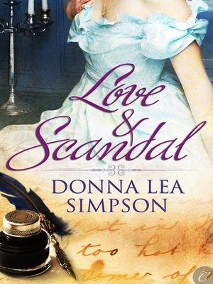 cover image of Love and Scandal