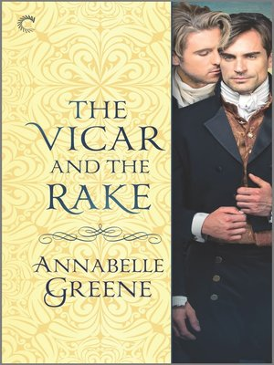 cover image of The Vicar and the Rake--A Gay Regency Historical Romance