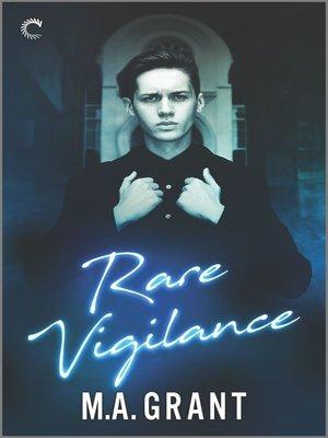 cover image of Rare Vigilance