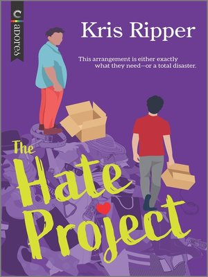 cover image of The Hate Project--An LGBTQ Romcom