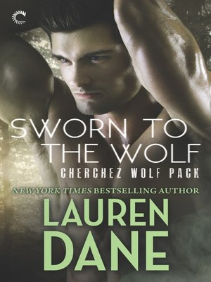 cover image of Sworn to the Wolf