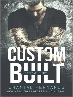 cover image of Custom Built