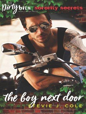 cover image of The Boy Next Door