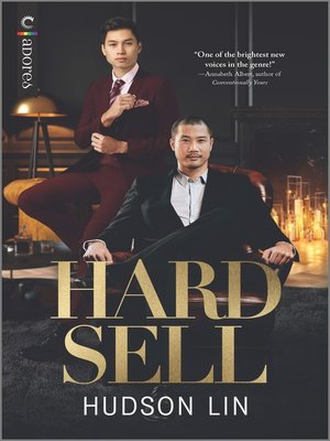 cover image of Hard Sell--An LGBTQ Romance
