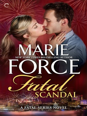 cover image of Fatal Scandal