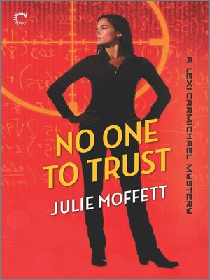 cover image of No One To Trust