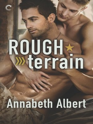 cover image of Rough Terrain--A Fake Boyfriend Gay Romance