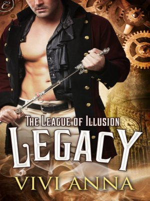 cover image of The League of Illusion: Legacy