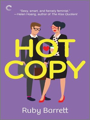 cover image of Hot Copy