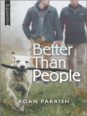 cover image of Better Than People--An LGBTQ Romance