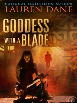 cover image of Goddess with a Blade