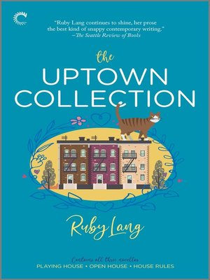 cover image of The Uptown Collection