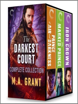 cover image of The Darkest Court Complete Collection