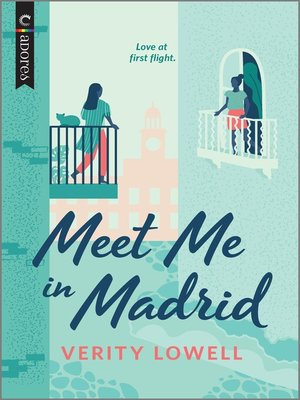 cover image of Meet Me in Madrid