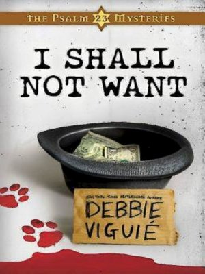 cover image of I Shall Not Want