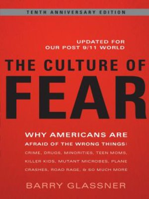cover image of The Culture of Fear