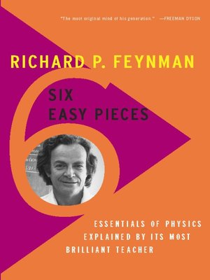 cover image of Six Easy Pieces