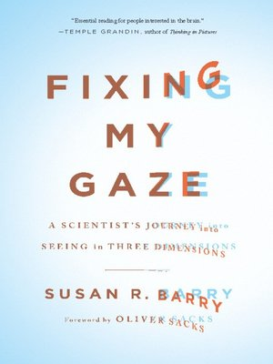 cover image of Fixing My Gaze